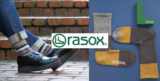 rasoxの宣材写真