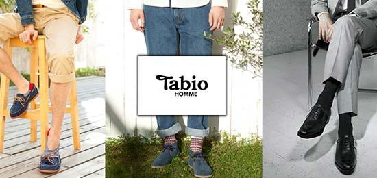 Tabioの宣材写真