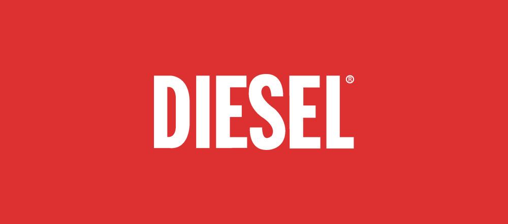 DIESELのロゴ