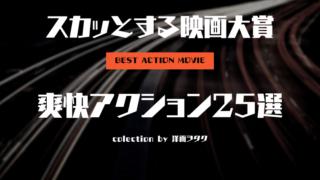 洋画ヲタクが選ぶ スカッとする映画はコレだ!爽快おすすめアクション25選