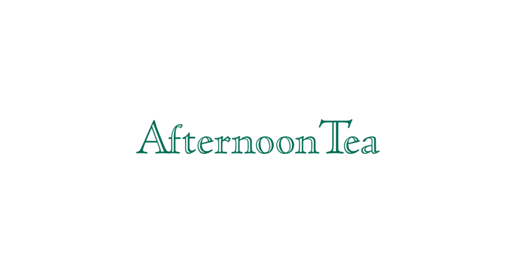 AfternoonTeaのロゴ
