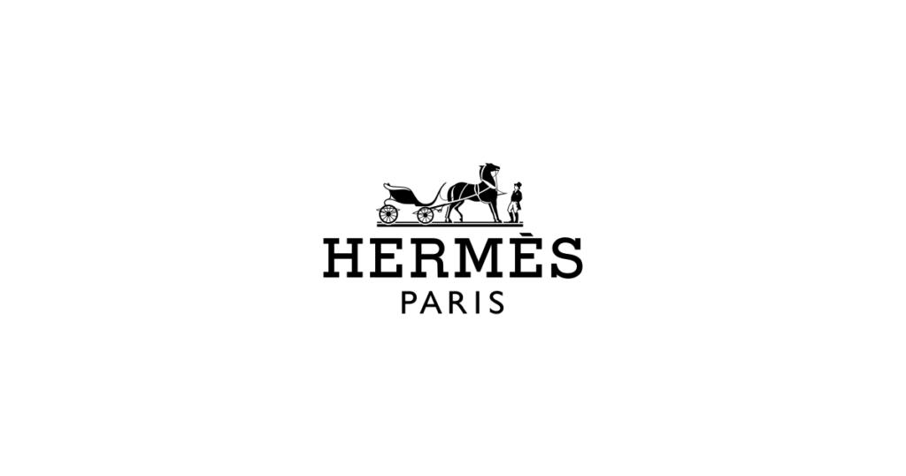 HERMESのロゴ