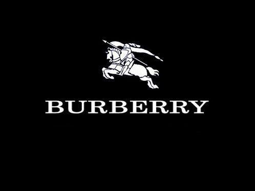 BURBERRYのロゴ