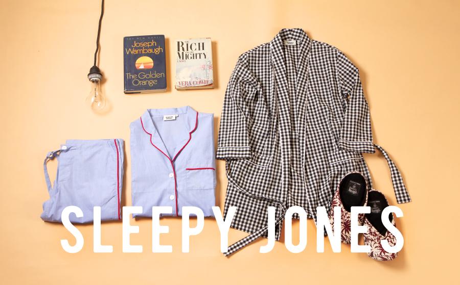 sleepyjonesの宣材写真